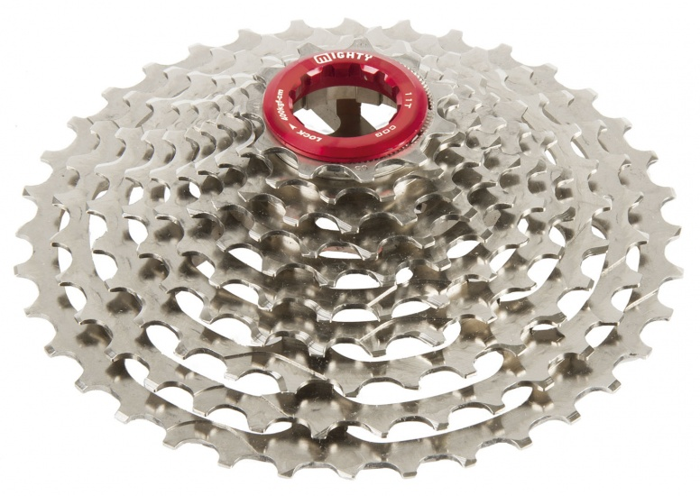 Mighty Cassette 10SP MTB Superlight 11 36T Zilver
