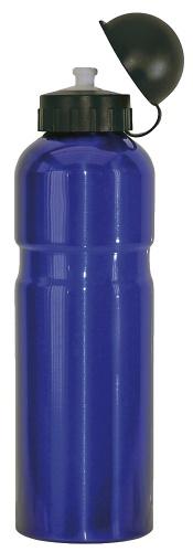 Mighty Aluminium Drinkfles ABO 750 Blauw