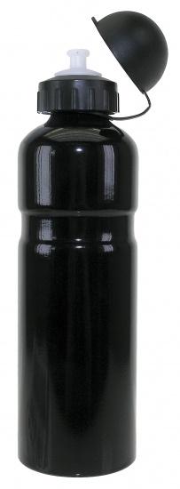 Mighty Aluminium Drinkfles ABO 750 Zwart