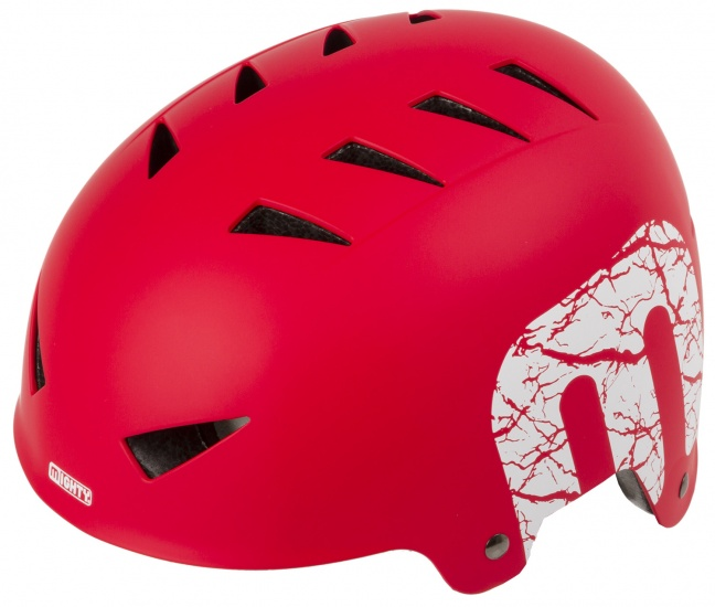 Mighty Helm X Style Maat M (54 58 cm) meisjes roze