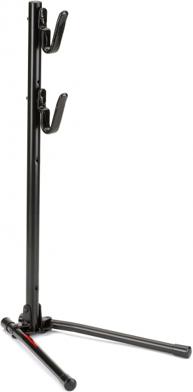 Minoura fietsenrek inklapbaar 56 cm staal zwart