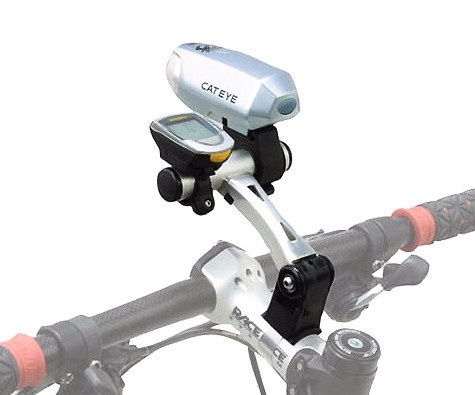Minoura SwingGrip bevestigingsbeugel voorlicht/fietscomputer