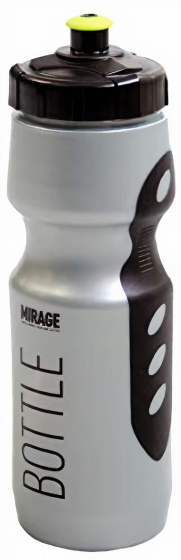 Mirage bidon 700 ml zilver