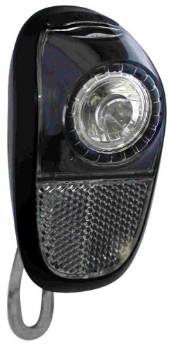 Mobile Marwi Koplamp LED 1x Smoke Zwart