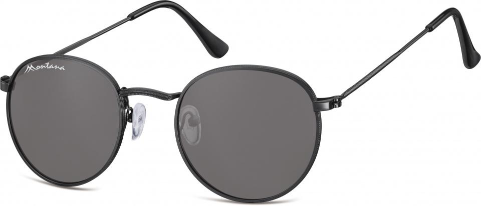 AMIGO sonnenbrille unisex Kat.3 schwarz//smoke AMM19108 D