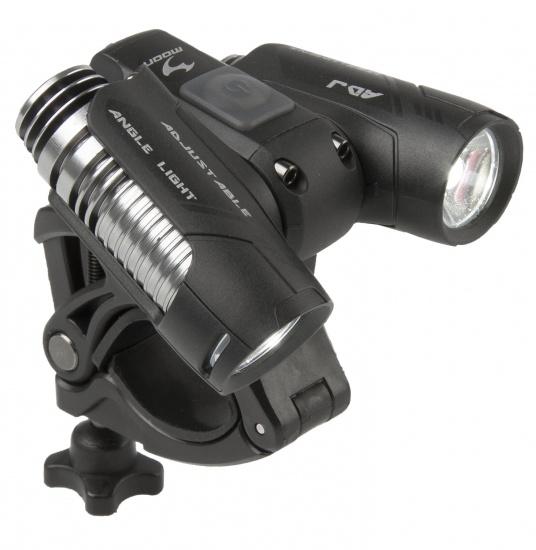 Moon Voorlicht LED X Power 1300 Zwart