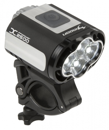 Moon Voorlicht LED X Power 2500 Zwart