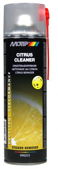 Motip citrus reiniger en sticker verwijderaar 500 ml