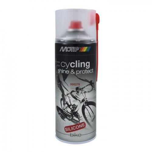 Motip Reinigingsmiddel Cycling Shine en Protect 400 ml