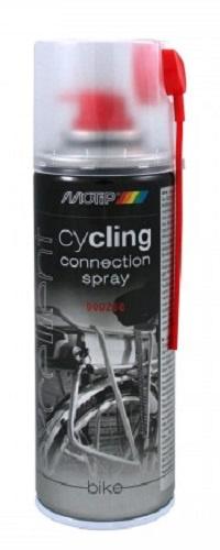 Motip reinigingsspray voor elektrische verbindingen E bike 200 ml
