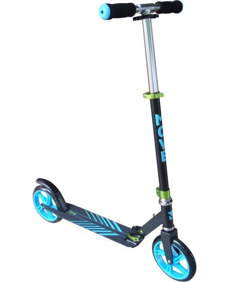 Move Scooter 200 BX Junior Voetrem Zwart/Blauw