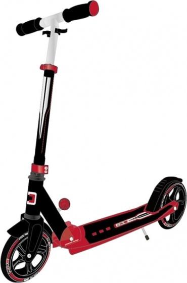 Move Scooter 180 Junior Voetrem Zwart/Rood