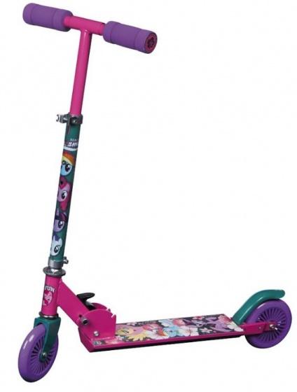 My Little Pony Scooter Meisjes Voetrem Roze