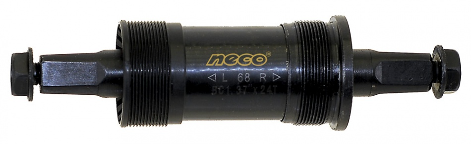 Neco Compacte Trapas Set Met Nylon Cups 119 / 26,5 mm BSA JIS