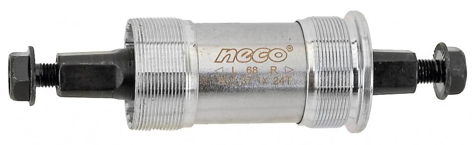 Neco trapas set staal cups 113.5/32mm (voor Shimano) BSA JIS