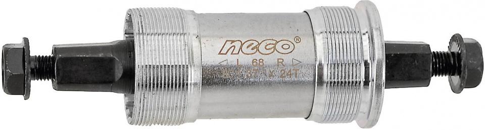 Neco trapas Shimano BSA 111 x 30,5 mm zilver/zwart