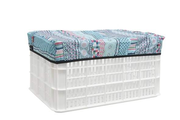 New Looxs Crate Cover Arabella Large Blue
