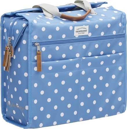 New Looxs pakaftas Lilly dames 18L blauw