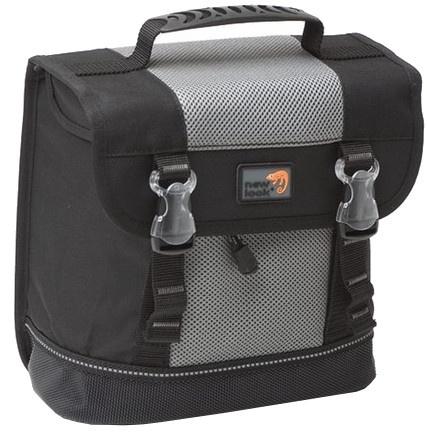 New Looxs pakaftas Presa 18 liter zwart/grijs