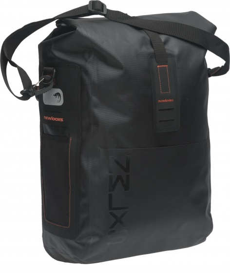 New Looxs pakaftas Varo enkel L schoudertas 20 liter zwart
