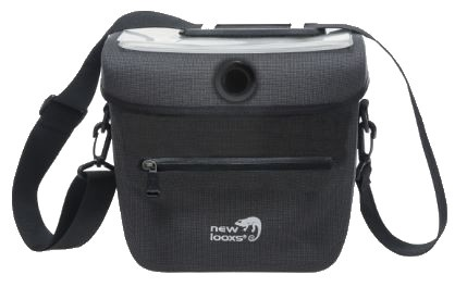 handlebar bag Varo 7 liter black