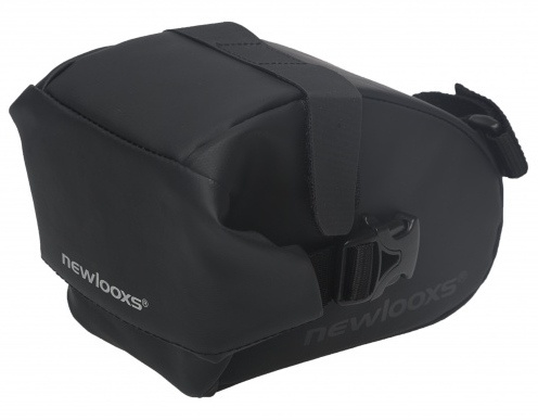 New Looxs zadeltas Sports 0,9L zwart 17 x 10 x 7 cm