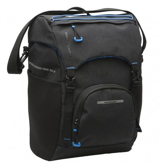 New looxs Pakaftas Rear Rider Sports Bagagedrager 16L zwart