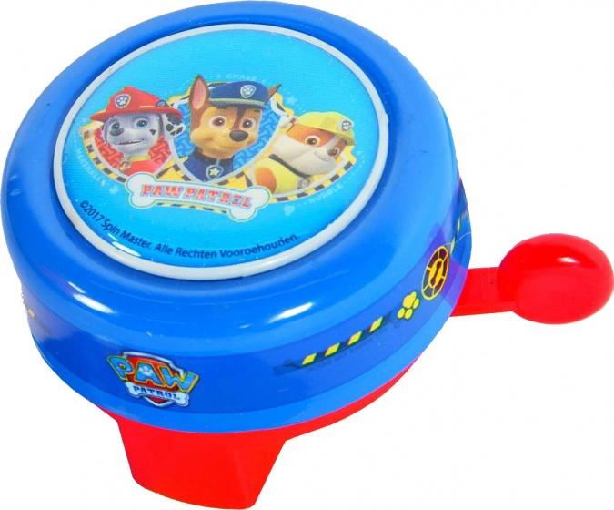 Nickelodeon fietsbel Paw Patrol blauw 54 mm