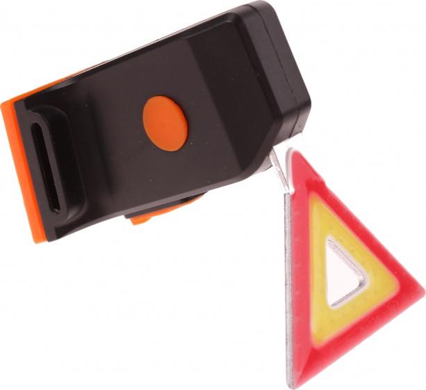 Niet Verkeerd achterlicht Flashy led batterij