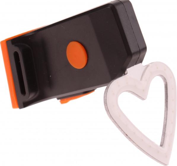 Niet Verkeerd achterlicht Love led batterij