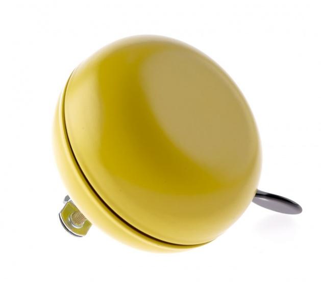 Niet Verkeerd fietsbel ding dong staal 80 mm geel Onderdelen & Accessoires Geel Fietsbellen Ding Dong Voor 16:00 uur besteld, dezelfde dag verzonden