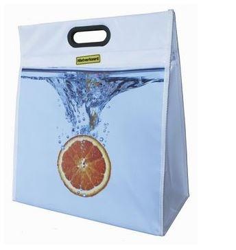 Nietverkeerd Shoppertas Sinaasappel
