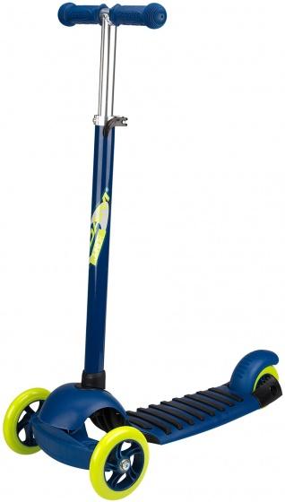 Nijdam Tri Surfer Maxi step Junior Voetrem Blauw