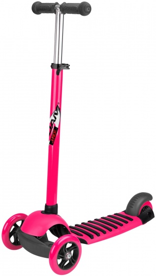 Nijdam Tri Surfer Maxi step Junior Voetrem Roze