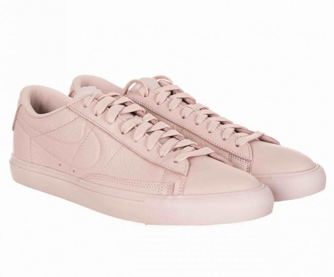 sneakers Blazer Low heren lichtroze