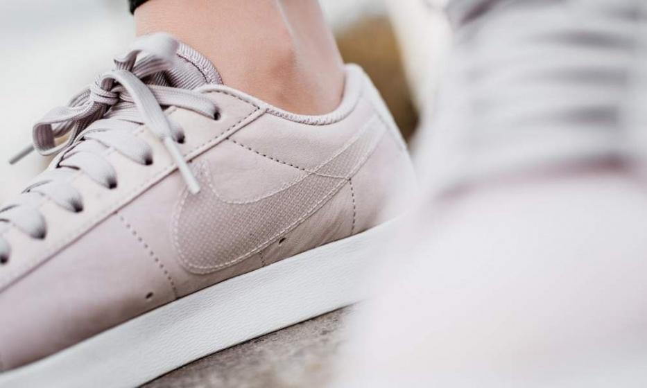 LX Low Blazer beige Damen sneakers AR3q54jL