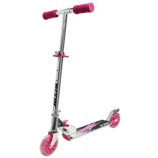 Nixor G 340 step Meisjes Voetrem Roze
