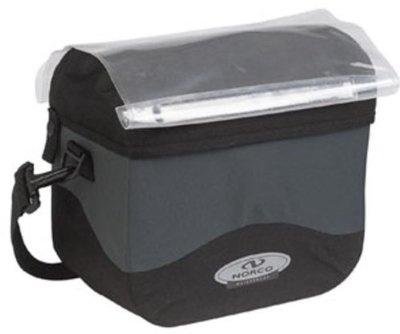 Norco stuurtas Dawson 7 liter zwart/grijs