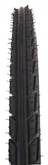Noslar buitenband Force 10 antilek 28 x 1 1/2 (40 635) zwart