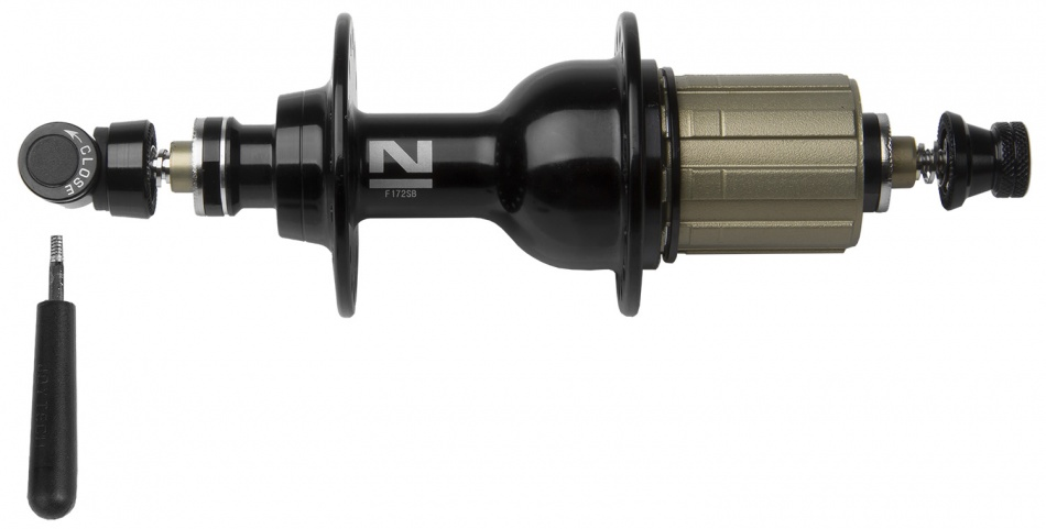 Novatec Naaf Achter Racing Light 8 11 Speed 24 Gaats Alloy