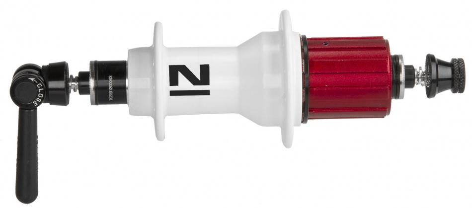 Novatec Naaf Achter Superlight 8 11 Speed 24 Gaats Wit