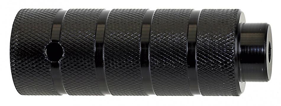 Novatec Pegs AS Steunen 10 mm Staal Zwart Per 2 Stuks
