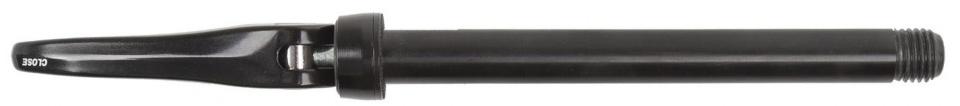 Novatec quickrelease snelspanner voor zwart 100 mm