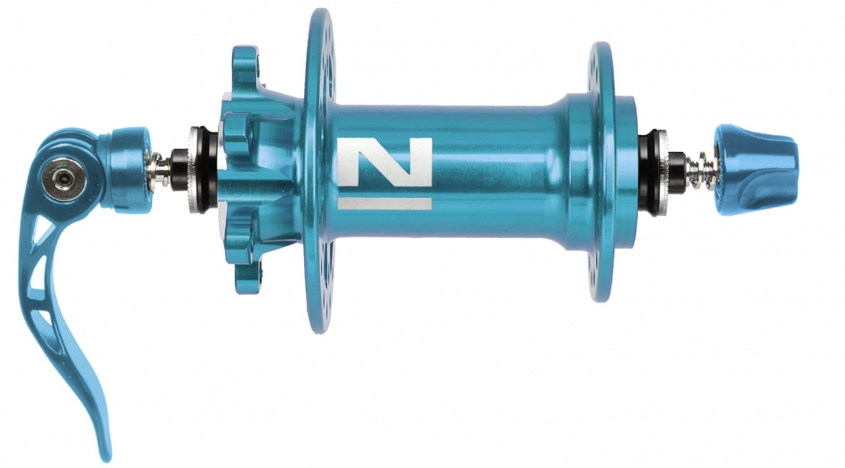 Novatec Schijfremnaaf Voor Superlight 3 in 1 32 Gaats Blauw