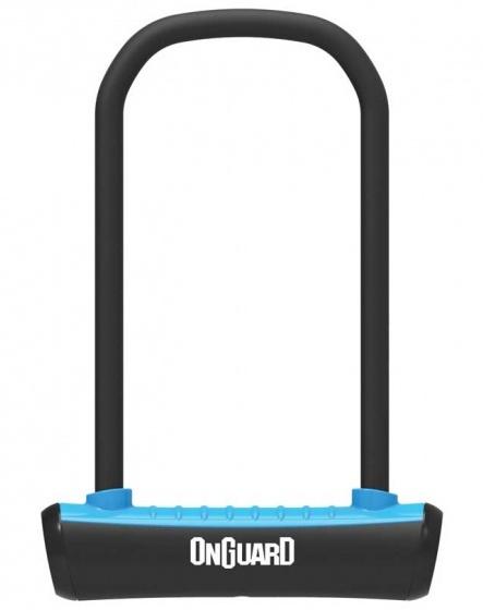 Onguard U slot Neon STD 115 x 230 x 11 mm zwart/blauw