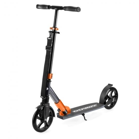 Osprey Big Wheel Junior Voetrem Zwart/Oranje