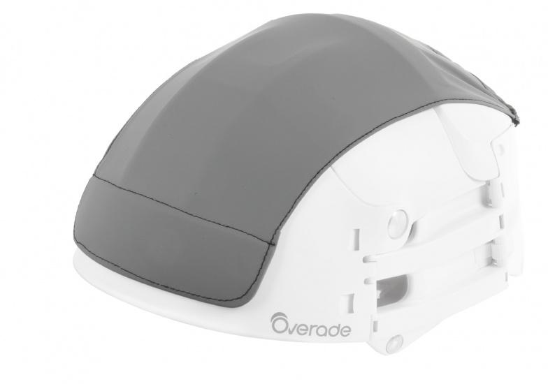 Overade Helm Cover Grijs Maat S/M