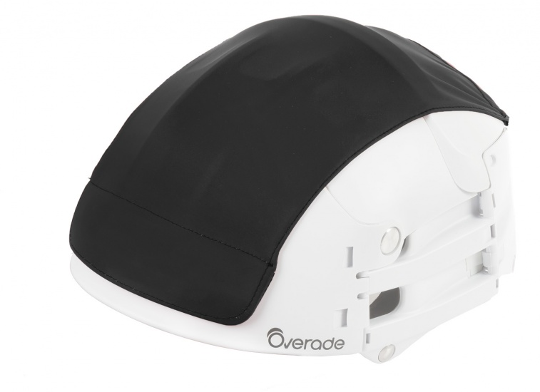 Overade Helm Cover Zwart Maat L/XL