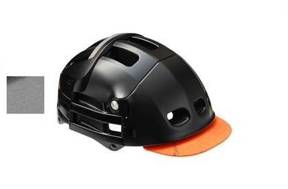 Overade Helm Stick On Visor Grijs