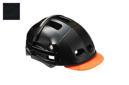 Overade Helm Stick On Visor Zwart